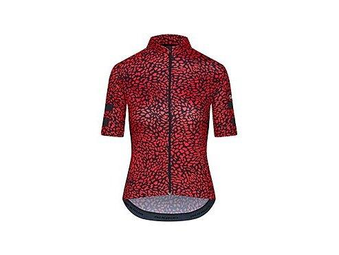 Dámský cyklo dres JANIS - červený panterwomen cycling janis red panther bis[1]