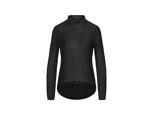 CAFÉ DU CYCLISTE - dámské cyklistické bundy - ultralehká cyklo bunda na kolo WOMEN'S DOROTHEÉ černá
