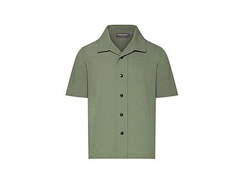 Košile pro aktivní relax - ROMANE - vojenská zelená