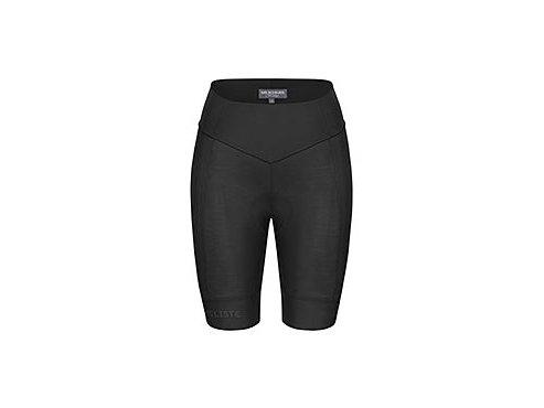 CAFÉ DU CYCLISTE - dámské cyklistické kalhoty - cyklo kraťasy WOMEN'S CELINE černá