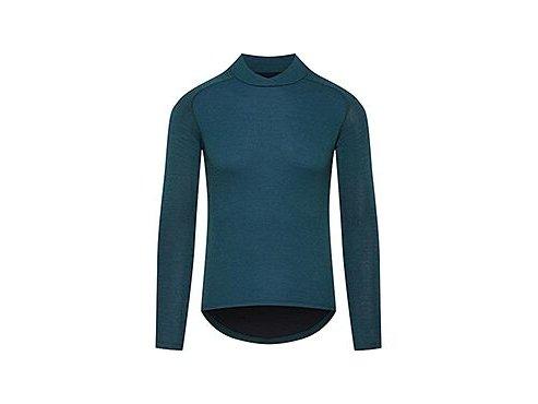 Funkční triko s dlouhým rukávem Merino COSETTE Alpská zelená