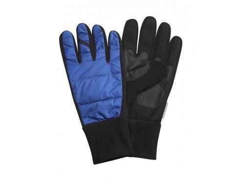 CAFÉ DU CYCLISTE - cyklistické rukavice - rukavice zimní na kolo CYCLING GLOVES námořní modrá