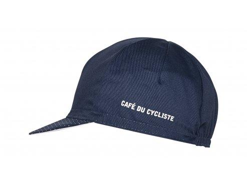 CAFÉ DU CYCLISTE - Cyklistická čepice na kolo - CYCLING CAP CLASSIC námořní modrá