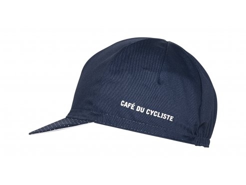Café du Cycliste SS19 Accessories Cap Classic Blue Packshot Side