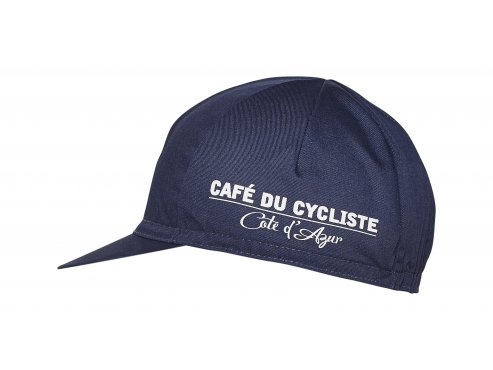 Café du Cycliste SS19 Accessories Cap Sardine Navy Packshot Side