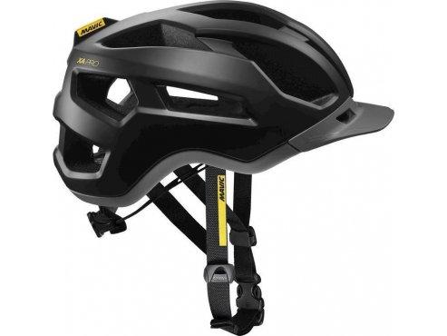 19 MAVIC cyklistická helma na kolo černá XA PRO BLACK/SMOKED PEARL 401493