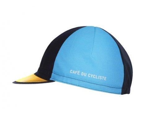 Cyklistická čepice - série POKER - námořní modrá