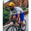Cyklo kraťasy MARINETTE - modrá limoges
