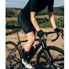 Dámské cyklistické kraťasy - ALICE černá s texturou