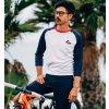 CAFÉ DU CYCLISTE - pánské cyklistické kraťasy - gravel kraťasy RENÉE GRAVEL námořní modrá