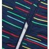 Dámský dres na kolo FRANCINE - Neon námořní modrá