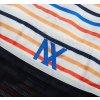 Dámský dres na kolo AUDAX MONA - Parasol oranžovo modrá