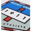 CAFÉ DU CYCLISTE - volnočasová trika - cyklo tričko T-SHIRT COL BADGES Mont Ventoux