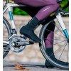 CAFÉ DU CYCLISTE - cyklistické návleky na tretry - návleky do deště RAIN OVERSHOES černá