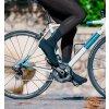 Cyklistické návleky na tretry do deště RAIN OVERSHOES černá