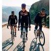 CAFÉ DU CYCLISTE - cyklistické ponožky - Merino PRIMALOFT námořní modrá