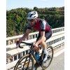 CAFÉ DU CYCLISTE - pánské cyklistické vesty - cyklovesta JACQUELINE Audax vínová