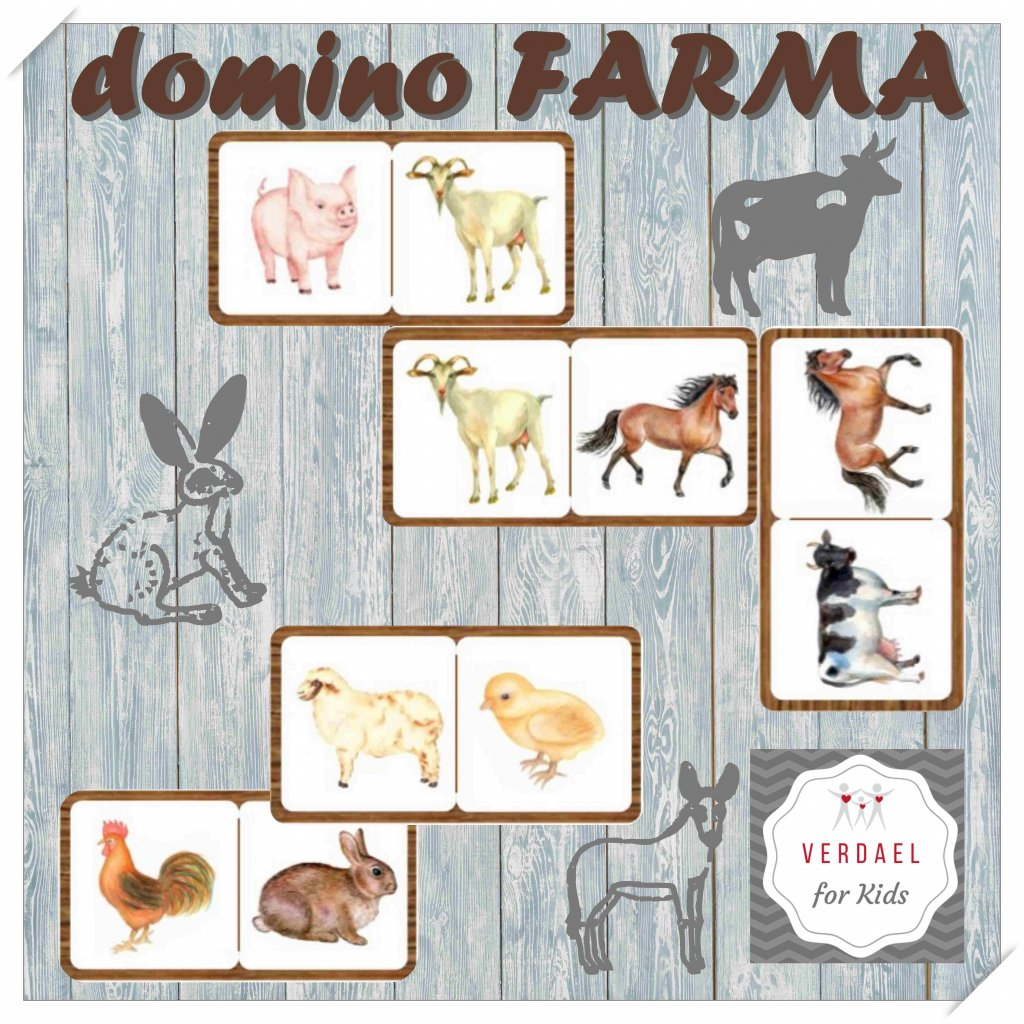 domino FARMA bez ceny