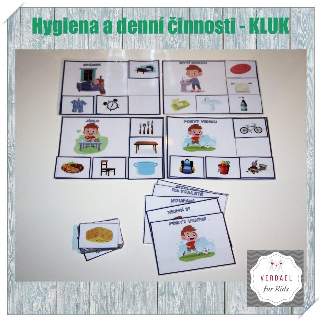 hygiena a denní činnsoti KLUK2
