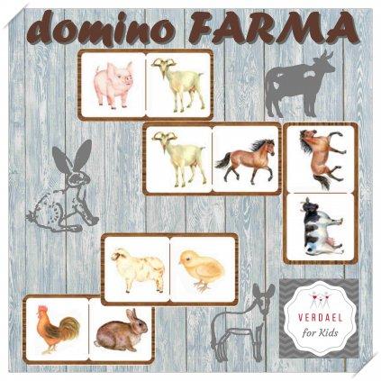 domino FARMA bez ceny