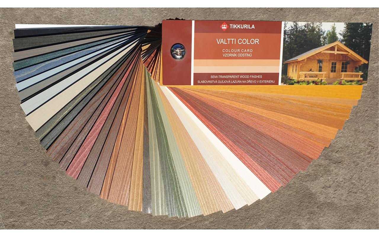 Valtti Color / Color Extra / Complete / Unica