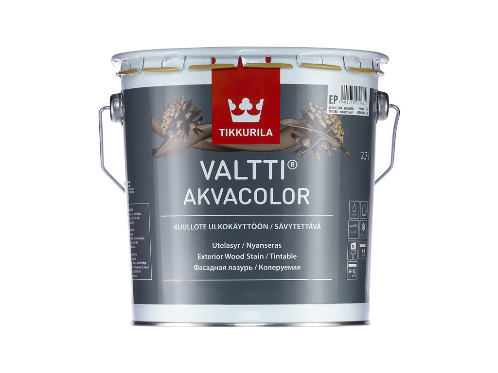 Valtti Akvacolor 2,7l