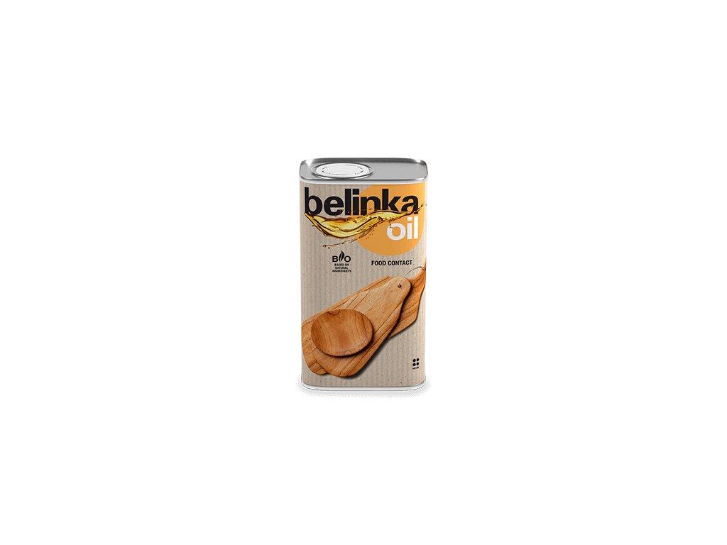 Belinka oil food contact 20171