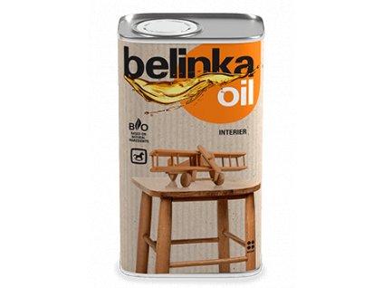 Belinka oil interier 20171