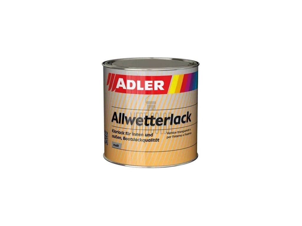 Allwetterlack (Odstín Matt (matný), Velikost balení 5)