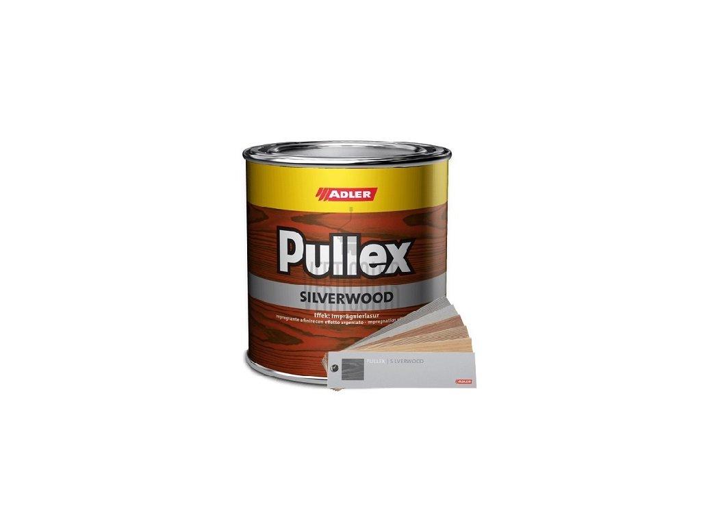 Pullex Silverwood (Odstín Graualuminium (hliníková šedá), Velikost balení 20)