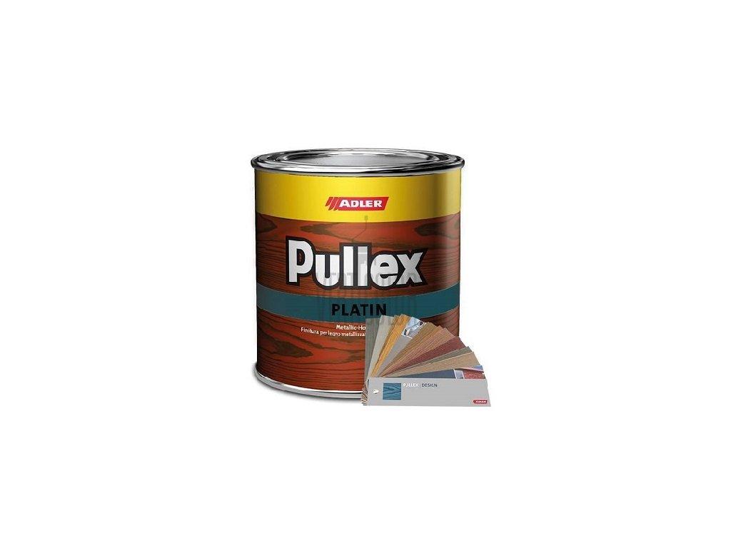Pullex Platin (Odstín Topasgrau (šedá topaz), Velikost balení 2,5)