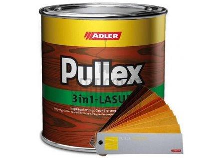 Pullex 3in1 tónováno (Odstín Nuss (Ořech), Velikost balení 10)