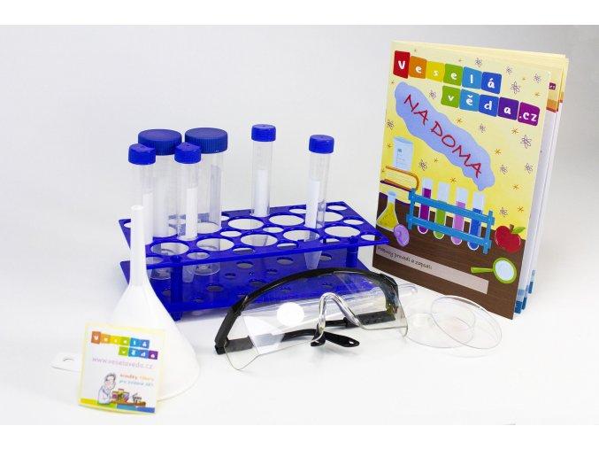 dětská laboratoř