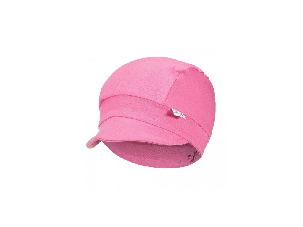 Kšiltovka tenká Outlast® - tm. růžová