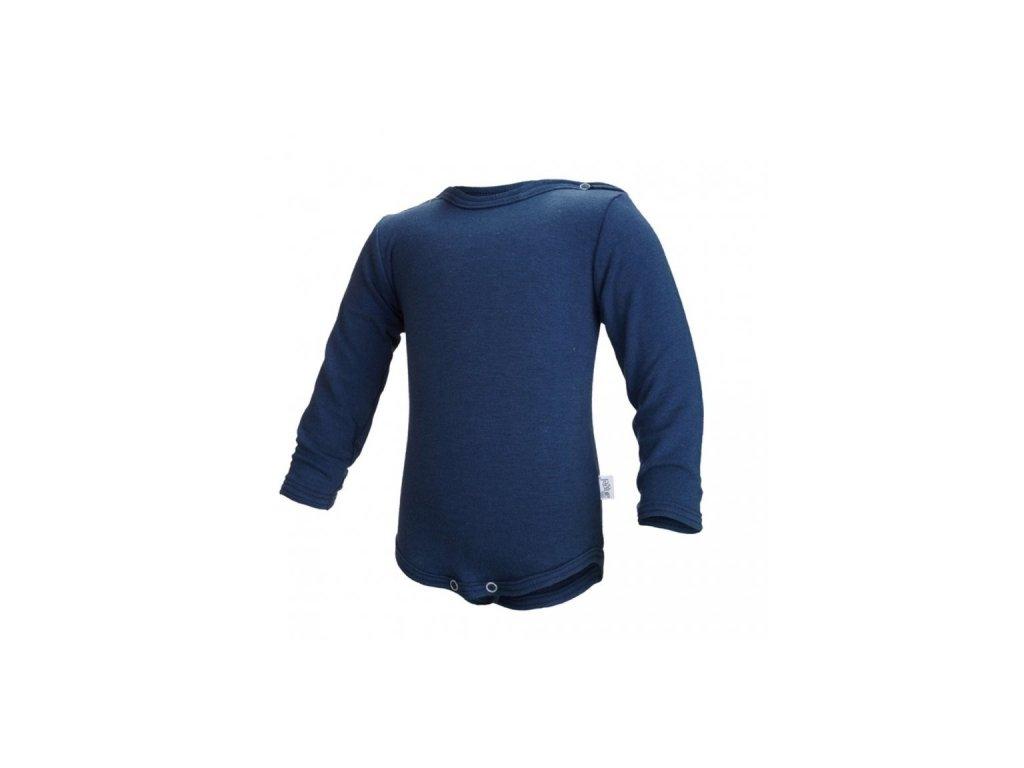 Body smyk ZOE Outlast® - tm.modrá