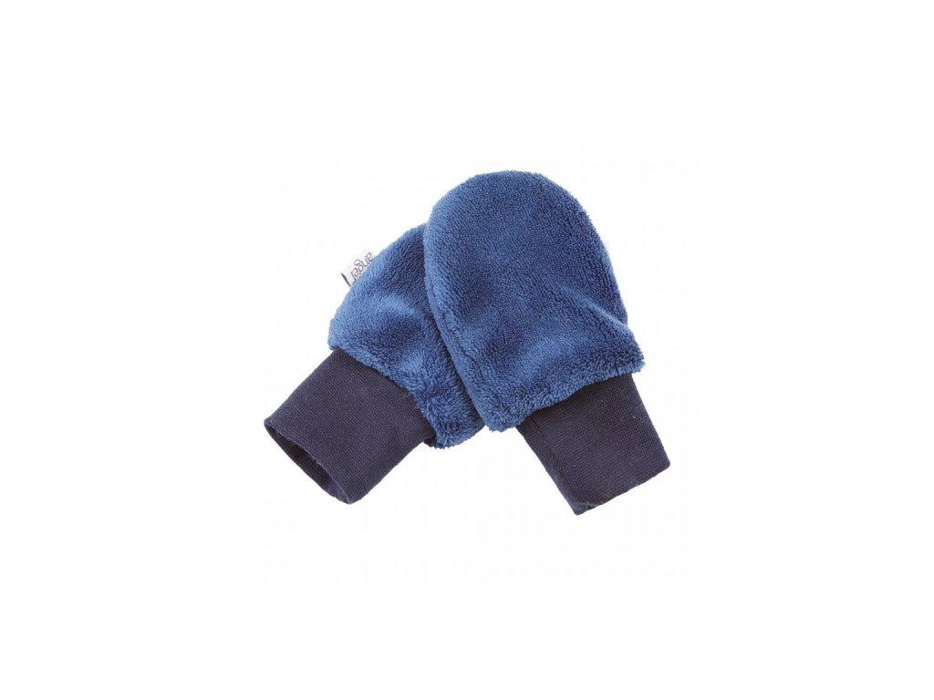 Rukavice bez palce MAZLÍK Outlast® - modrá