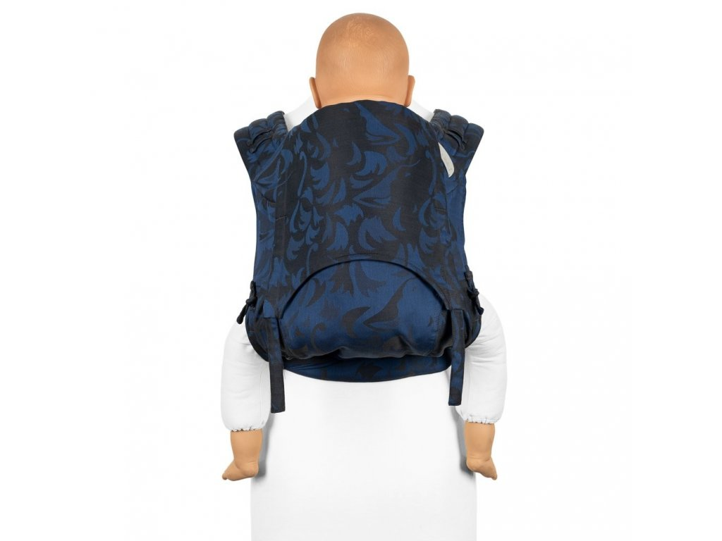Fidella FlyClick Plus (Toddler) - Wolf Royal Blue