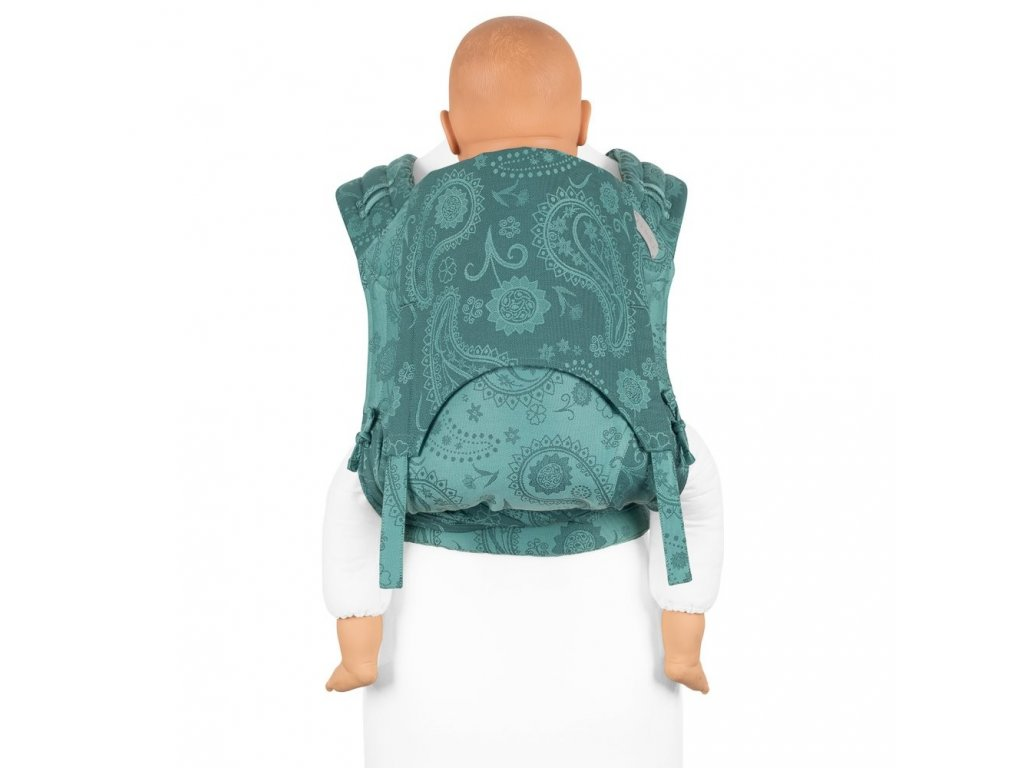 Fidella FlyClick Plus (Toddler) - Persian Paisley Jungle