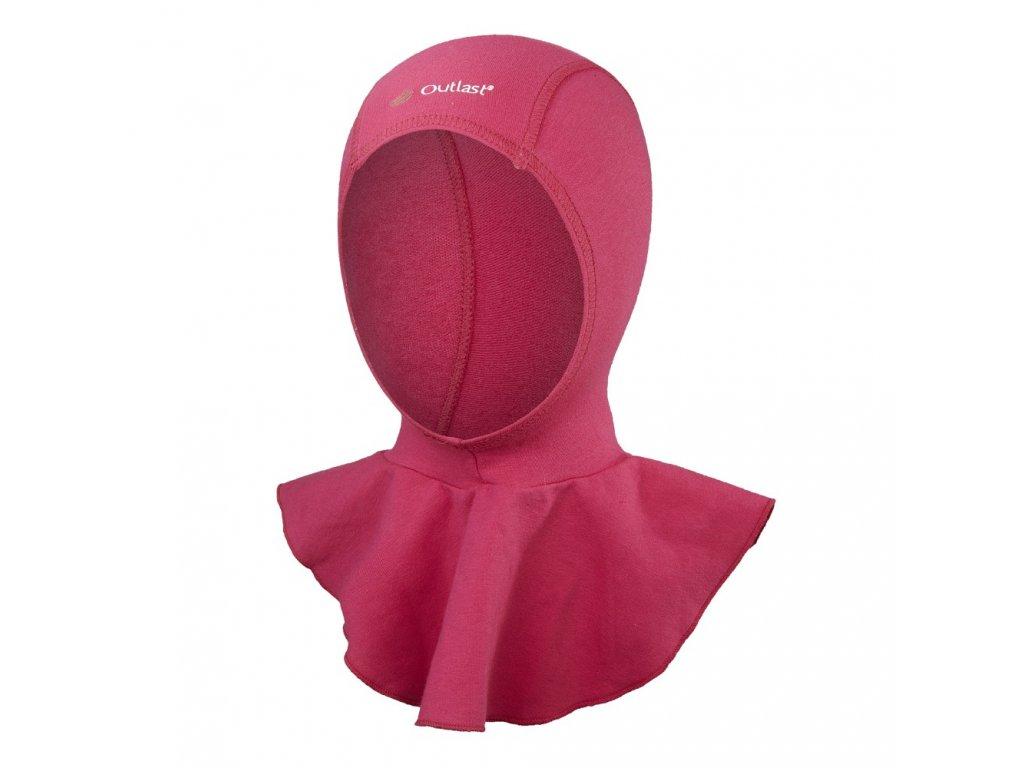 Kukla smyk Outlast® - sytě růžová
