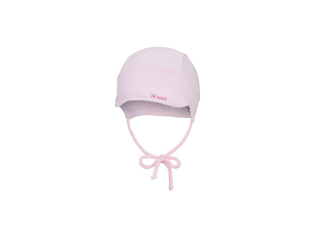 Kšiltovka tenká zavazovací Outlast® - růžová baby