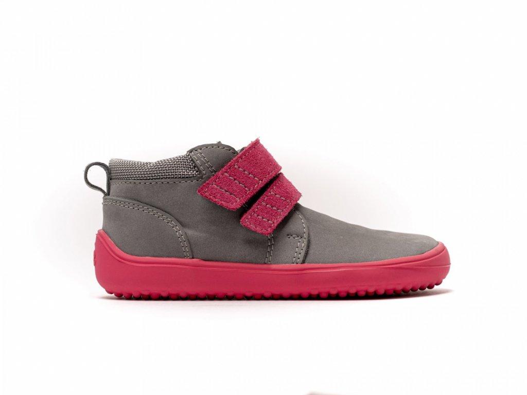 Dětské barefoot boty Be Lenka Play - Bubblegum