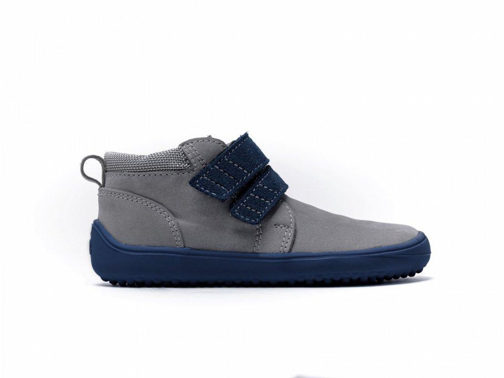 Dětské barefoot boty Be Lenka Play - Blueberry