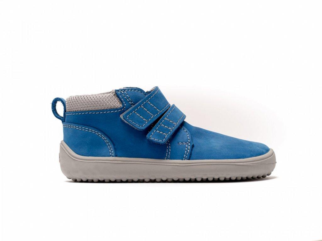 Dětské barefoot boty Be Lenka Play - Azure