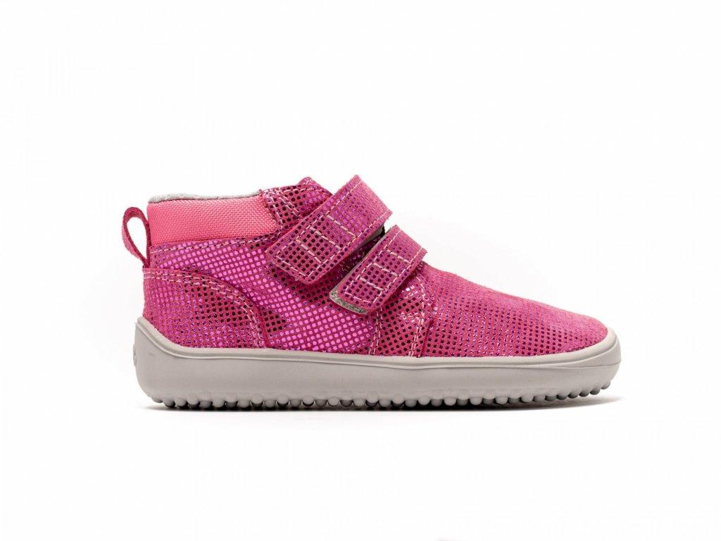 Dětské barefoot boty Be Lenka Play - Sparkle