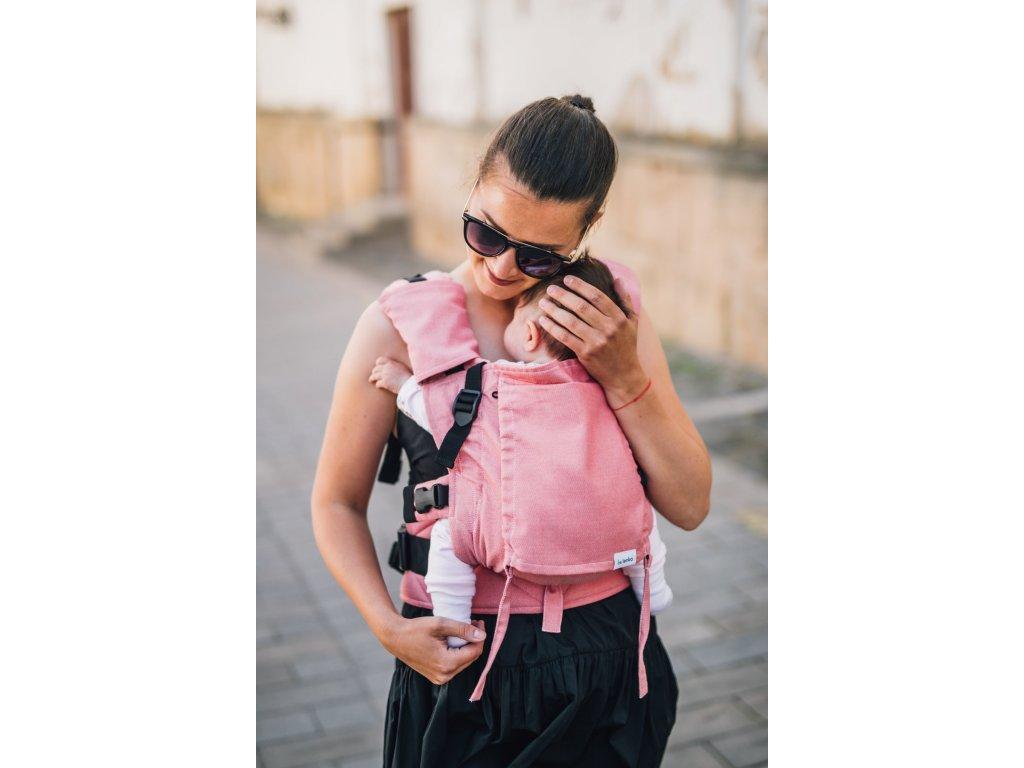 Nosítko Lenka Mini - Pink