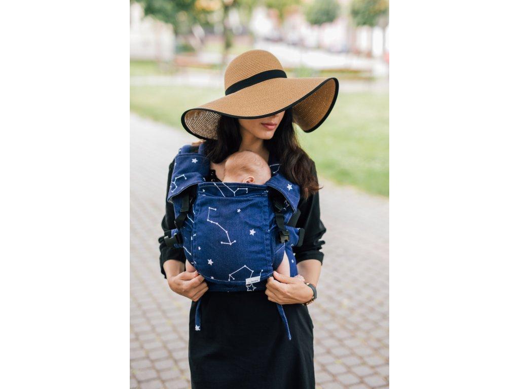 Nosítko Lenka Mini - Souhvězdí modré