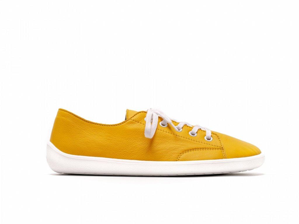Barefoot tenisky Be Lenka Prime - Mustard