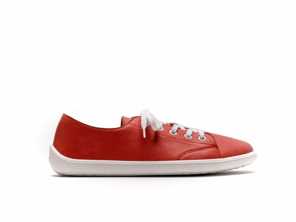 Barefoot tenisky Be Lenka Prime - Red