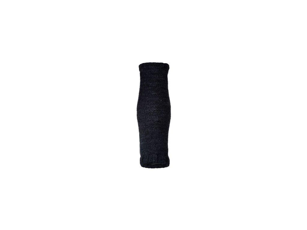 Návlek pletený hladký LA Outlast ® - černá