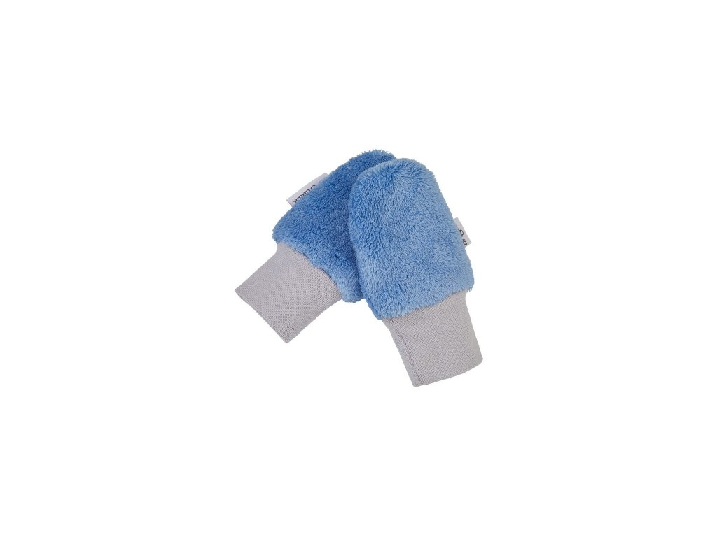 rukavice bez palce mazlik outlast str modra